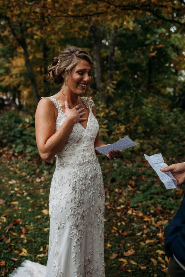 The Magical Hidden Moments within your Wedding Day | Maine Wedding Officiant