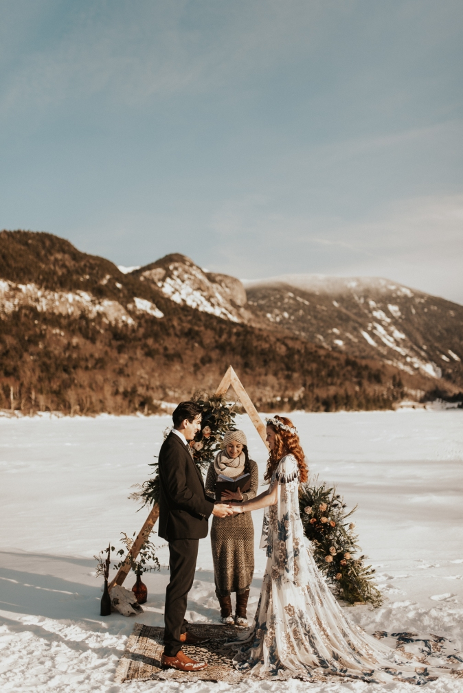 Why you should have a Secret Elopement | Gateway Celebrations, Maine Wedding Officiant