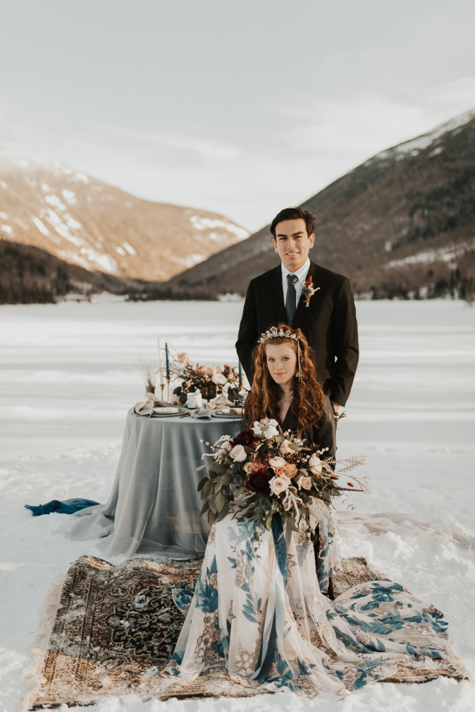 The most magical elopement on Echo Lake | Gateway Celebrations, Wedding Officiant
